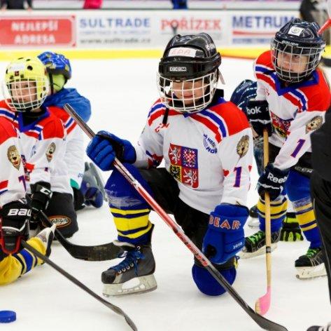 Zábava na ledě! Přijďte ve čtvrtek 24. ledna v 17:00 do MEO Arény na akci Týden hokeje