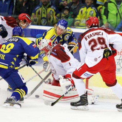 Na hokej netradičně v úterý, tým Zubrů doma vyzve sedmý Frýdek-Místek