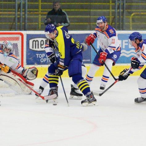 Také v sobotu na domácím ledě, prodlouží tým Zubrů s Litoměřicemi vítěznou sérii?