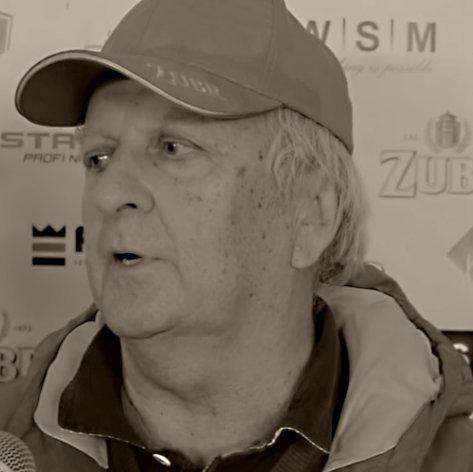 Přerovský hokej truchlí. Zemřela jeho ikona, dlouholetý hlasatel Pavel Dolák