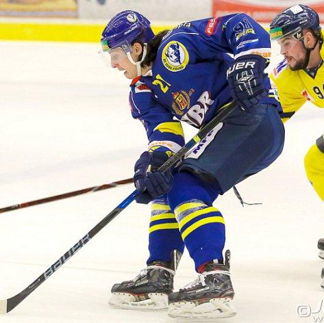 Čtvrtý zápas během jednoho týdne! Zubři chtějí přidat další výhru na ledě Ústí