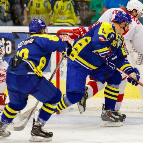 Po více než dvou týdnech se hokej vrací do Přerova, Zubři změří síly s pražskou Slavií