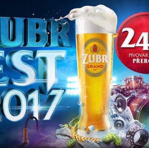 ZUBRFEST 2017: Soutěžte o volné vstupenky a nenechte si ujít autogramiádu Zubrů!