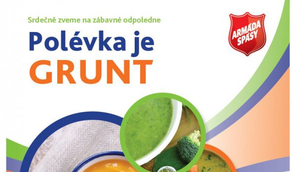 Hurá na polévku - ve čtvrtek budou AZeťáci vařit cibulačku