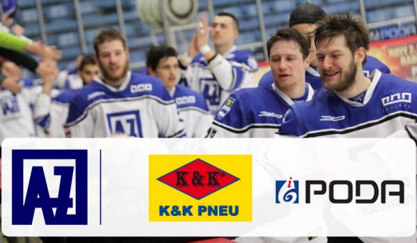 K&K PNEU a PODA a.s. – partneři HC AZ Havířov
