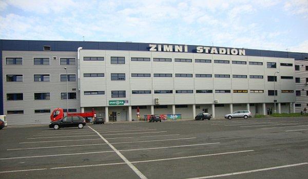 Cesta po stadionech WSM Ligy – Zimní stadion Ústí nad Labem