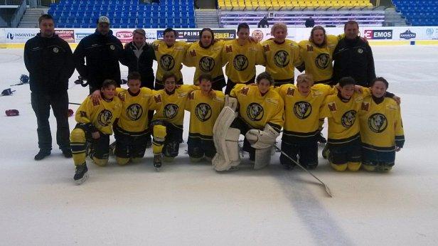 Starší žáci Zubrů ovládli Žákovskou ligu a budou bojovat na Mistrovství republiky!