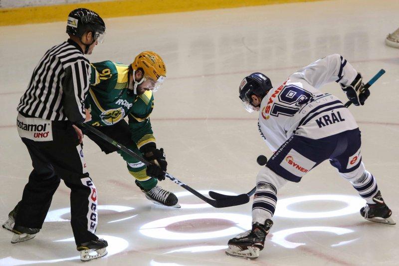 Vsetínské hokejisty čeká důležité dvojutkání v Benátkách nad Jizerou