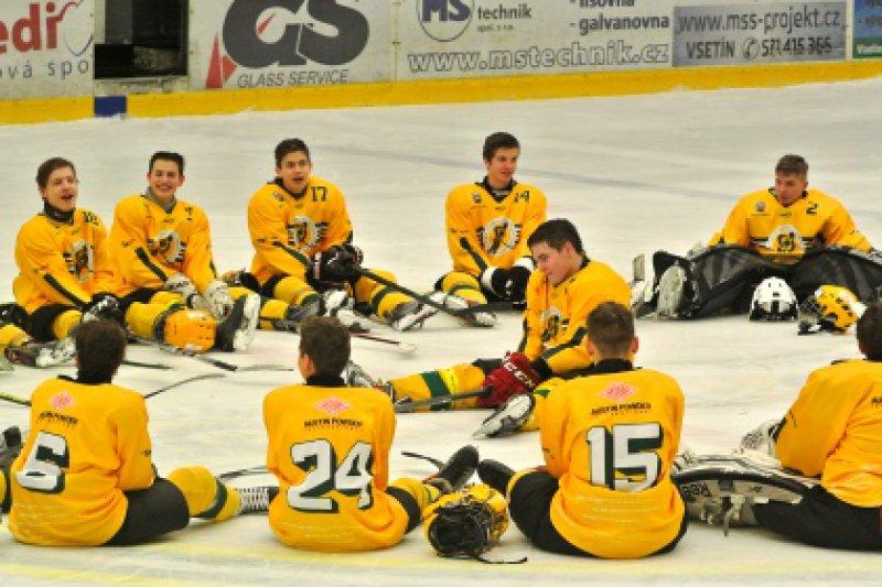 Hokejový víkend v podání mladšího dorostu