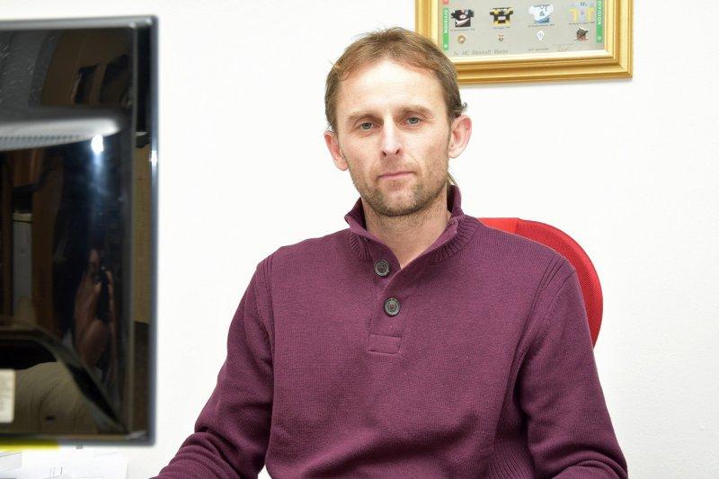 Chceme zachovat chladnou hlavu, říká jednatel klubu Daniel Tobola