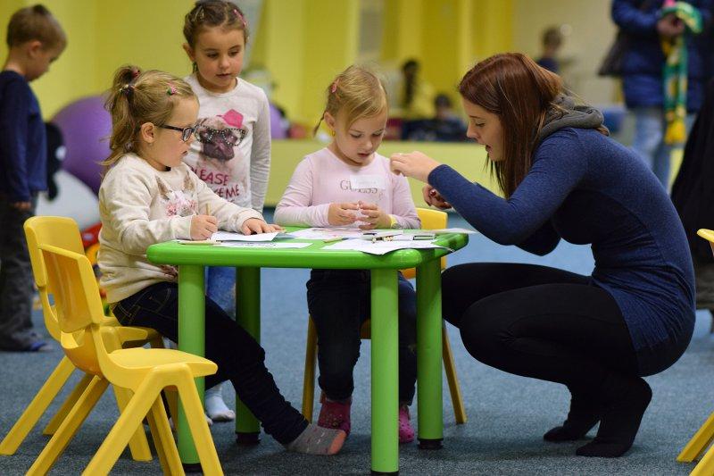 O dětský koutek je mezi rodiči zájem, nová služba bude pokračovat