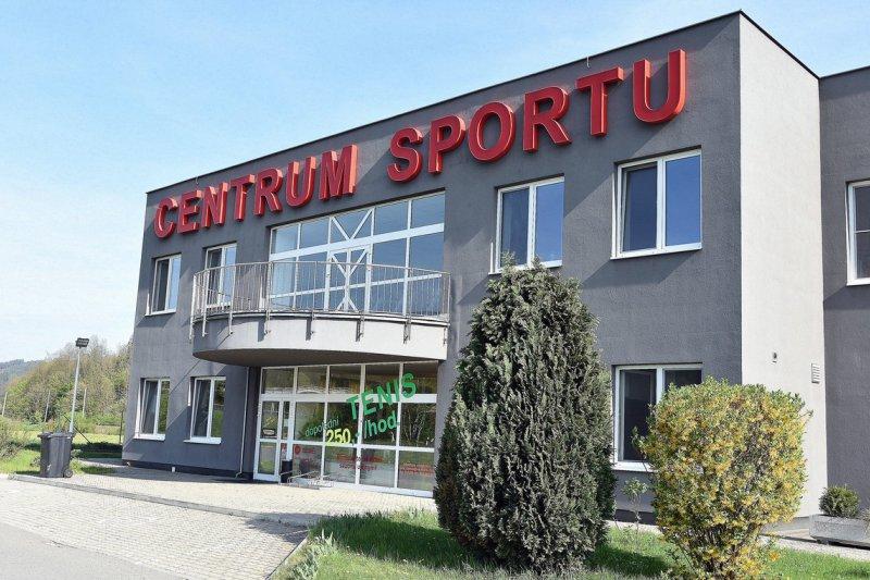 OBRAZEM: Vsetínští hokejisté využívají v rámci letní přípravy i prostory Sportcentra na Bobrkách