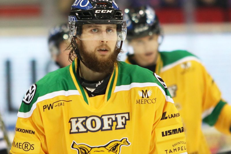 Vloni Ilves Tampere, nyní Vsetín. Přichází Mikael Kuronen!