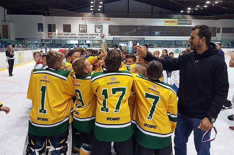 Mladší žáci ovládli Letní turnaj v Novém Jičíně