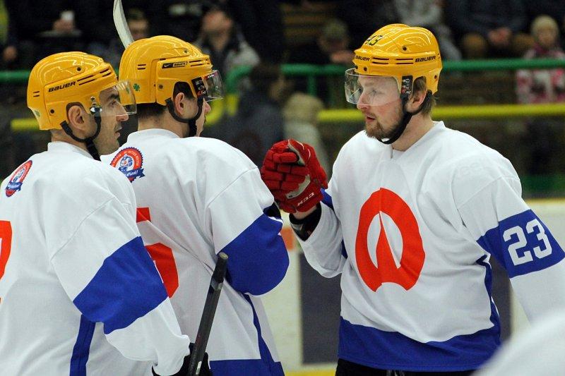 Hokej na dřeň: Skvělá atmosféra i noví dobrovolníci v registru