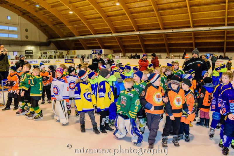 Vsetínští mladíci se zúčastnili ROBE Cupu