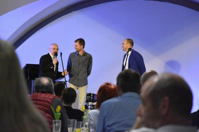 OBRAZEM: Klub poděkoval partnerům za podporu
