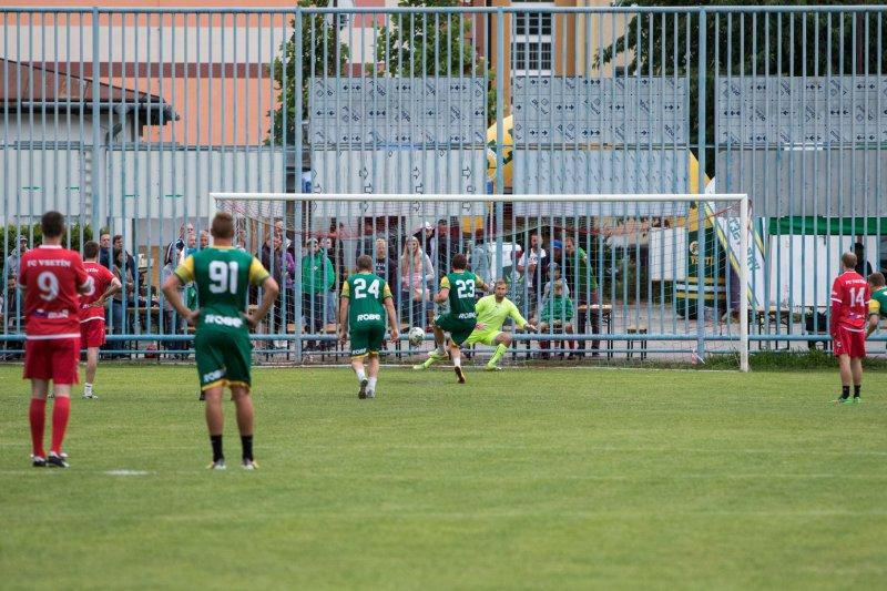 VHK Fotbal Cup 2018 ovládl FC Vsetín