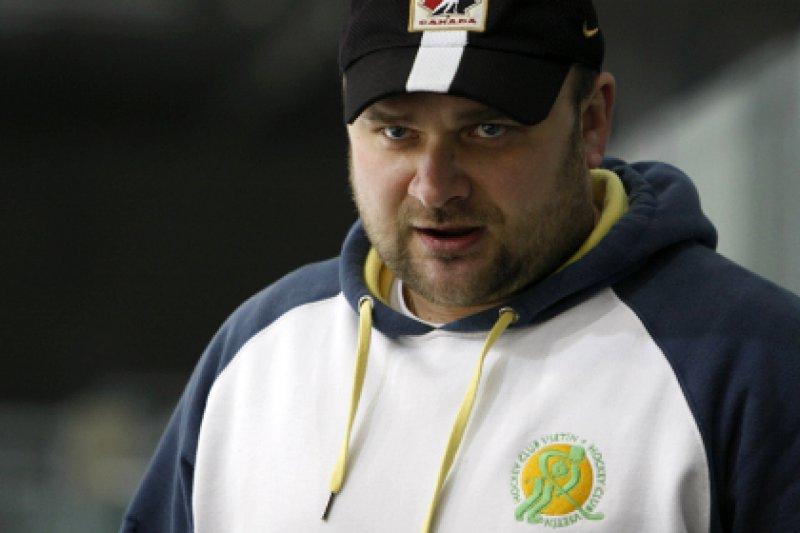 Naším snem je uhrát první čtverku, přeje si trenér juniorů Luboš Jenáček