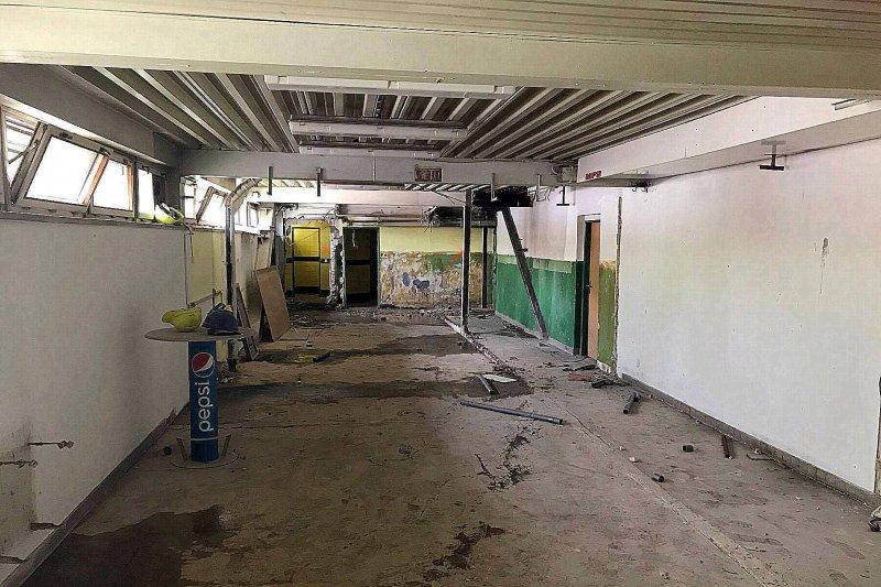VIDEO: Rekonstrukce na Lapači nadále pokračuje