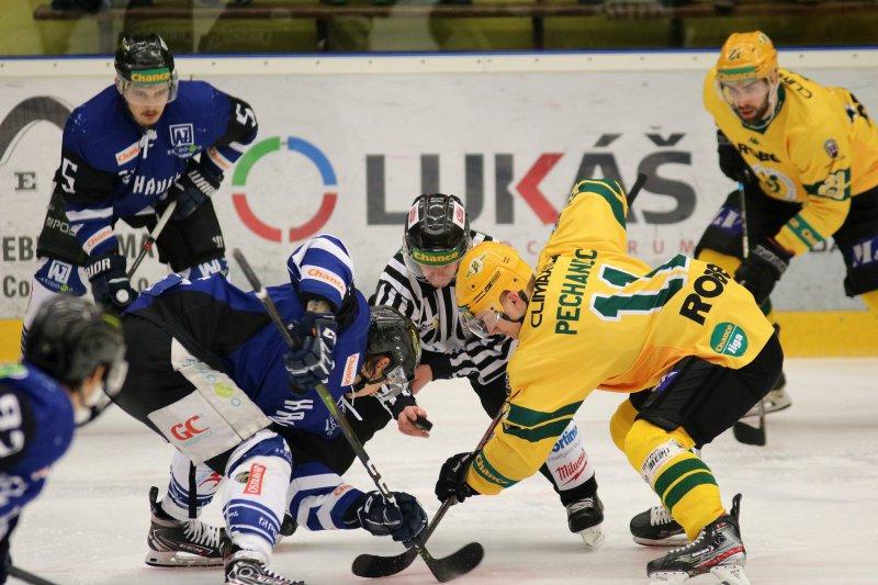 Na hokej i v pondělí! Vsetín nastoupí ve žlutých dresech