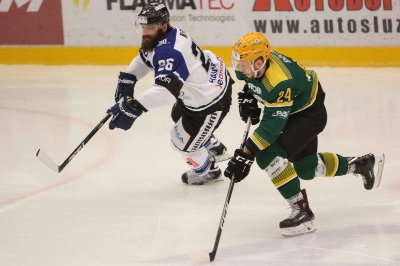 Klíčová bitva o play-off, Vsetín se na domácím ledě střetne s Havířovem