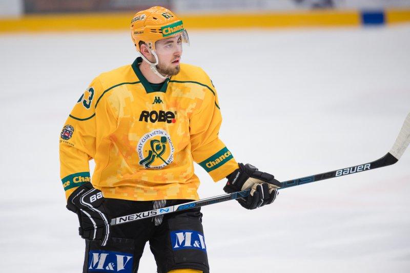 Už to vypadalo skoro jako zápas play-off, líčí Michal Hryciow