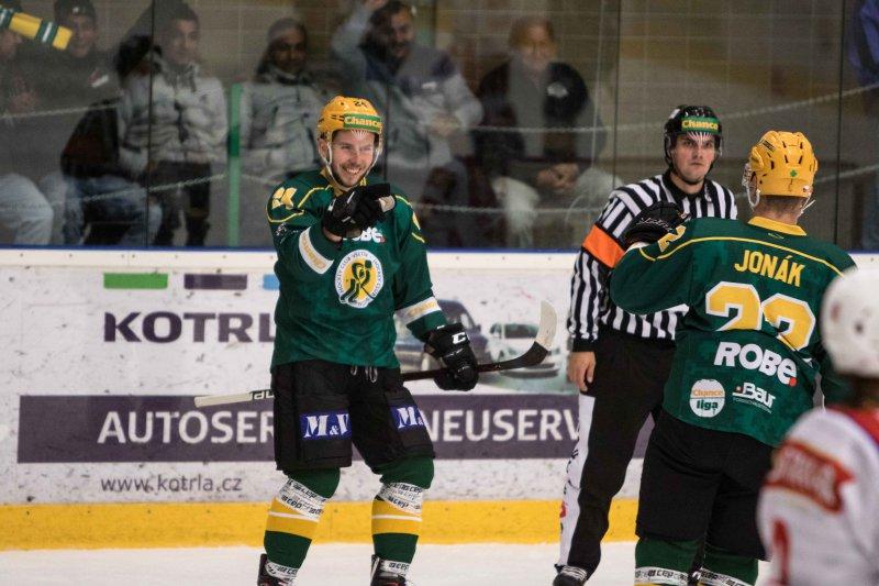 Atmosféra je po šesti výhrách parádní, hlásí David Březina