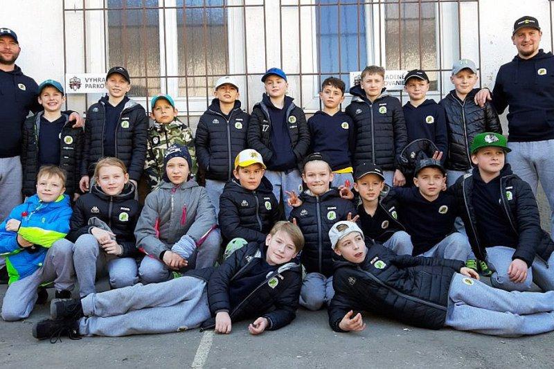 4. třída zakončila sezonu na turnaji v Banské Bystrici