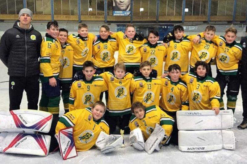6. třída opanovala Mikulášský mini turnaj v Dubnici nad Váhom