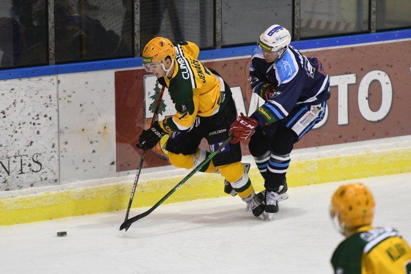 Největší hokejový zážitek, nic takového jsem nezažil, cení si Šimon Jenáček