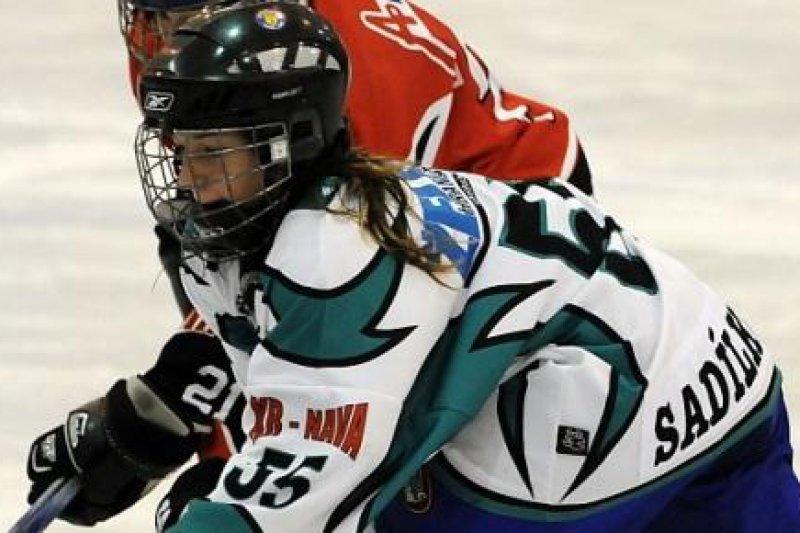 Vítězná série hokejistek Vsetína skončila. Bulldogs slaví vítězství po nájezdech