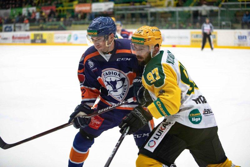 Další hokejová sobota na Lapači! Přijedou rozjeté Litoměřice