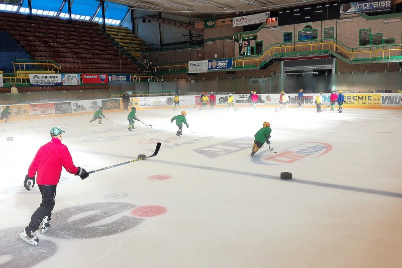 Startuje přihlašování na Jarní hokejový program!