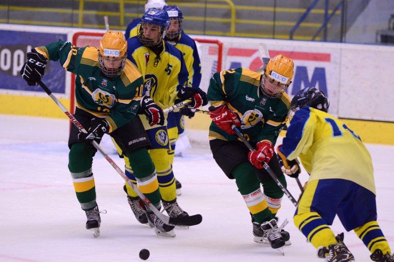 Dorost hraje doma, juniorská skupina O pořadí v play-off finišuje