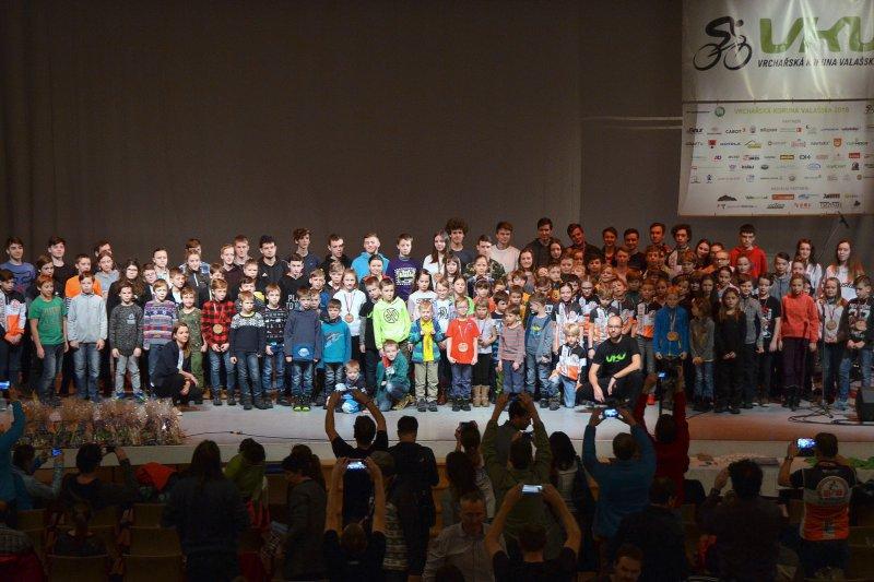 Vsetínští mládežníci převzali bronz na galavečeru VKV