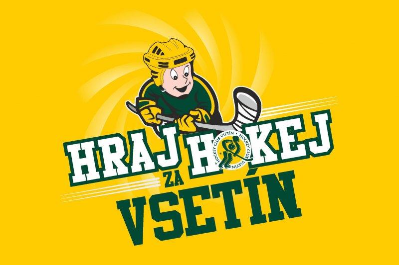 Hraj hokej za Vsetín!