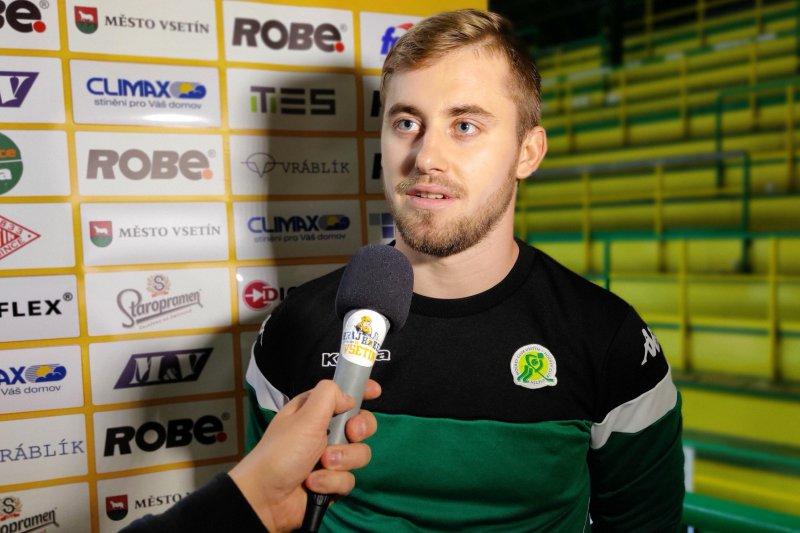 VIDEO: Věděli jsme, že hrajeme dobrý zápas a otočíme jej v náš prospěch, říká po Kladnu Michal Hryciow