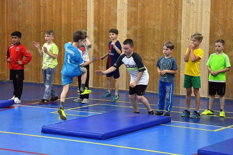 PRO RODIČE: Souhrn cvičení pro letní přípravu mládeže