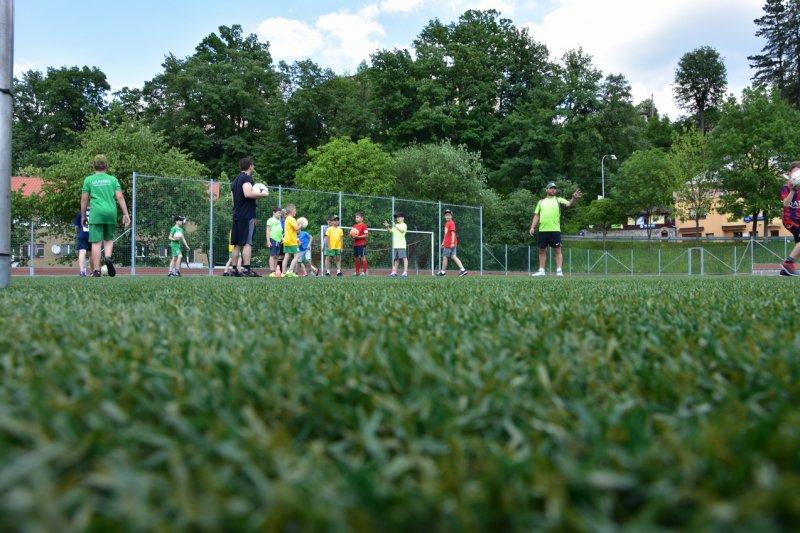 OBRAZEM: I pátá třída v létě nezahálí