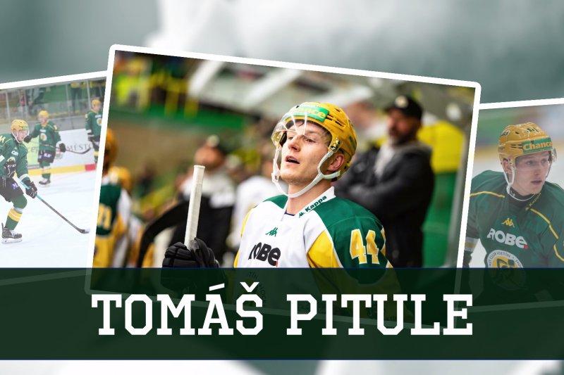 Za mantinely: Tomáš Pitule #44