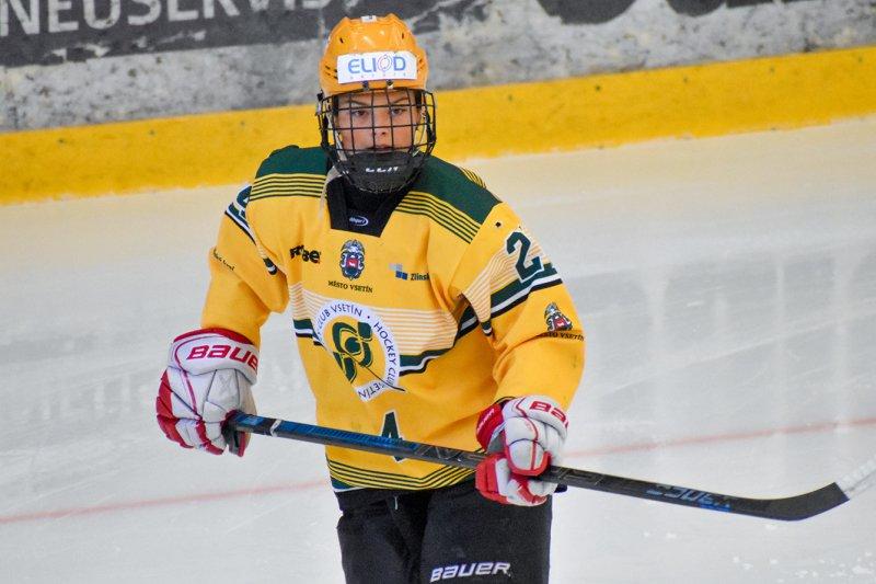 Obránkyně Sára Čajanová míří na mistrovství světa žen v Calgary