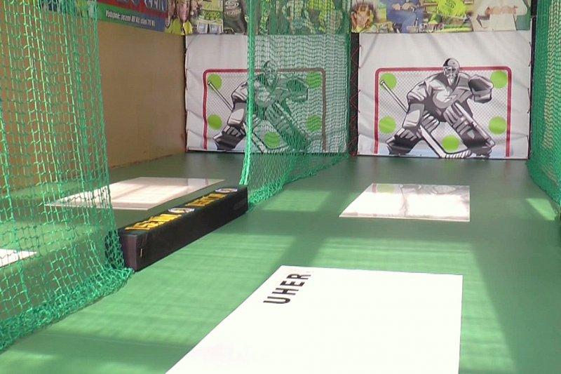 VIDEO: Výtěžek z Hokejové tomboly proměnil Vsetín v novou sportovní halu