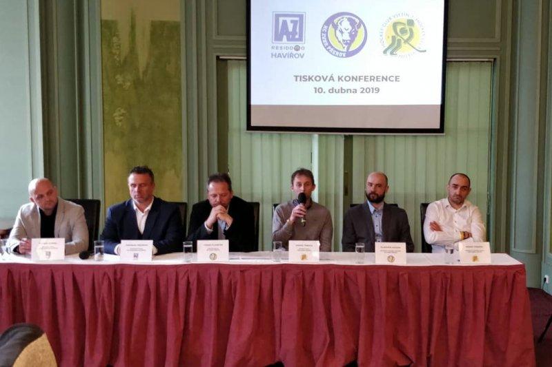 VIDEO: Záznam z tiskové konference ve věci vyřazení klubů z DHL Extraligy Juniorů