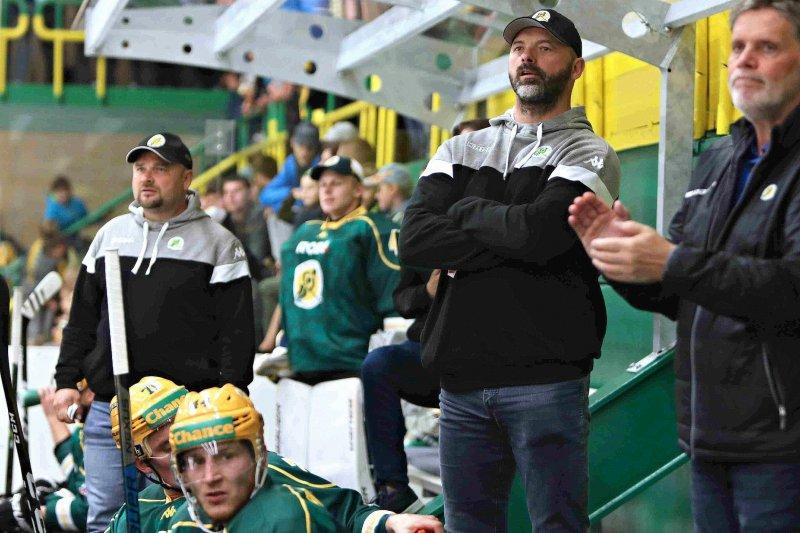 Trenérský tým do příští sezony dozná změn