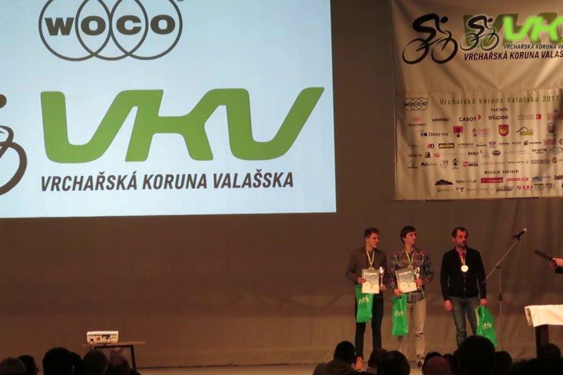 Vsetínští hokejisté skončili třetí ve VKV Junior