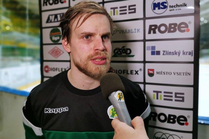 VIDEO: Škoda, že Přerov tak rychle zareagoval na náš první gól, mrzí Romana Vlacha