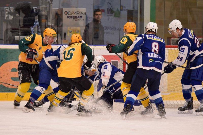 Pohledný hokej a remíza, takové bylo juniorské utkání v Budějovicích