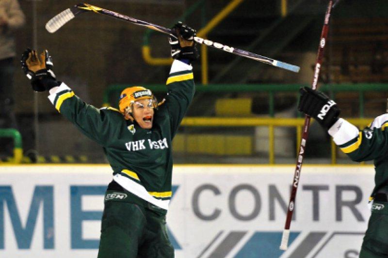 Daniel Vaněk: Musíme hrát důrazný, aktivní hokej, to nám svědčí!