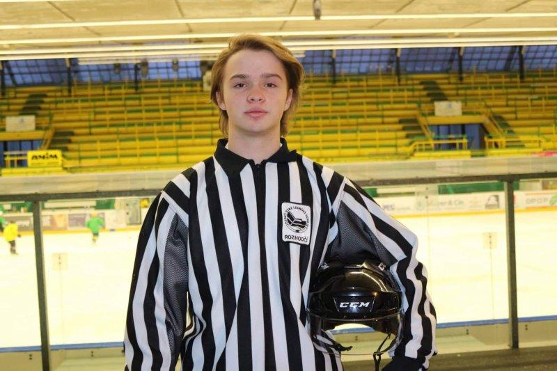 Otevřelo mi to oči tohoto sportu, chválí funkci rozhodčího Pavel Tomeček
